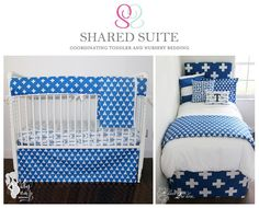 Sibling Shared Suite Bedding Collection Coordinating Crib Twin Full Queen King