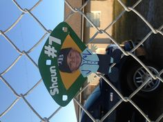 Baseball dugout bench markers for batting orders
