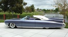 Sold* at Scottsdale 2007 - Lot #1270 1959 CADILLAC ELDORADO CUSTOM SEVILLE CONVERTIBLE