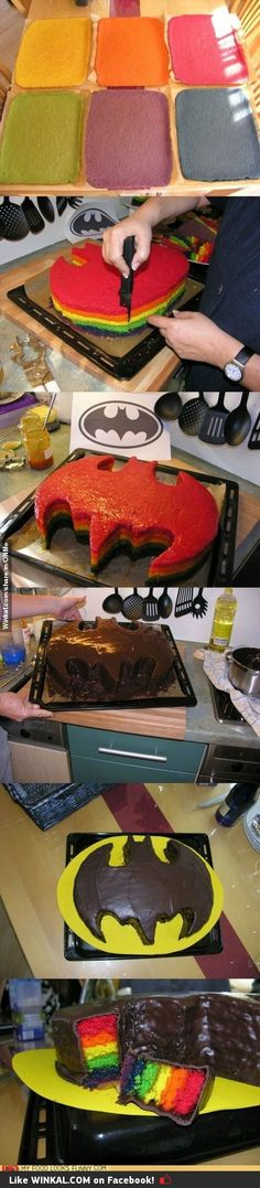 BatCake!