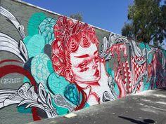 Midtown Phoenix - Phoenix, AZ   Wallart   Urban Art   Mural   Street Art