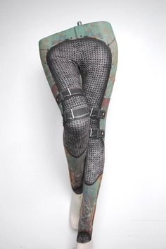Armour Leggings - awesome tights in all kinds of armor designs, not so awesome price.... but still!