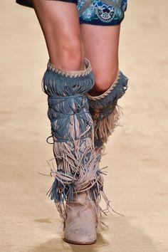 boho shoes | Victoria Beckham