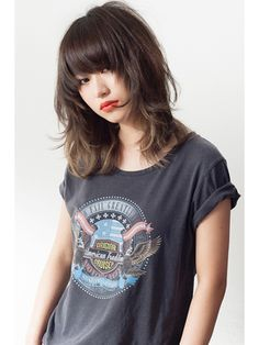 グランジウルフ×ボトムハイライト/surface【サーフェス】をご紹介。2015年春夏の最新ヘアスタイルを20万点以上掲載!ミディアム、ショート、ボブなど豊富な条件でヘアスタイル・髪型・アレンジをチェック。