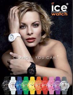 I like all colors ice watch