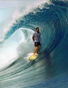 How to Surf Cloudbreak