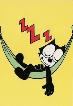 Goodnight, Felix the Cat!