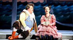 """Barbara Palffy/Volksoper Wien """"Eine Nacht in Venedig"""" von Johann Strauß funktioniert an der Volksoper sehr gut."""