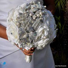 Sienna Rose Bouquet by #BluePetyl #BridalBouquet