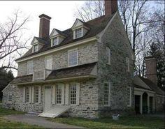 Harriton House, Bryn Mawr, Pennsylvania