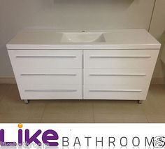 1200mm Bathroom Vanity Unit With Big Drawers(so1200/se1200t)