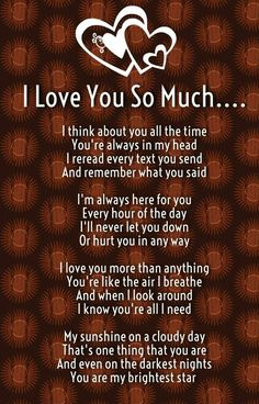 نتيجة بحث الصور عن i love you poems for him from the heart Love Mom Quotes, Love You Poems, Niece Quotes, Love Poem For Her, Daughter Love Quotes, Soulmate Love Quotes, Romantic Love Quotes, Love Yourself Quotes, My Love