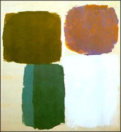 """Ray Parker   Like you """"Like"""" it Denise, 1960  85 x 78 inches   Oil on canvas"""