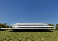 Valencia, Fran Silvestre, Interiores Design, Villas, Interior Architecture, Facade, Minimalism, Contemporary Art, Mountain