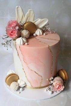 Best Birthday Cake Decorating Ideas 58 Ideas Be. Pretty Cakes, Beautiful Cakes, Amazing Cakes, 21st Cake, 21st Birthday Cakes, Birthday Cake Designs, Amazing Birthday Cakes, Birthday Ideas, Mini Cakes