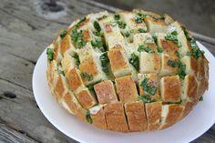 Please Note: Bloomin' Onion Bread