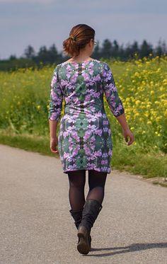 #Karendrapedress, #MariaDenmark, Dress, Kleid, #Spoonflower, create your own fabric, mach deinen eigenen Stoff, nähen, sewing, #karendress, Molas