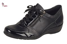 Chaussures de confort femme - REMONTE - Noir - R9838-01 - Millim - Chaussures remonte (*Partner-Link)