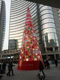 Piazza Gae Aulenti Milano
