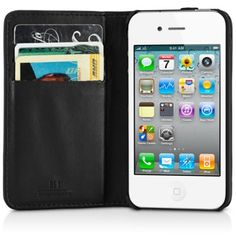 HEX Code iPhone 4S Wallet Case: A potential solution to my wallet/case needs...