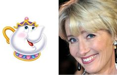 Emma Thompson to Star in ' Beauty