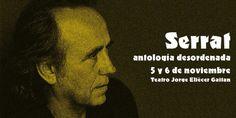 Joan Manuel Serrat, concierto en Bogotá. Después de los años no ha sido fácil para Joan Manuel Seleccionar de su amplio repertorio las canciones que goza...