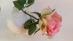 Подарки ручной работы. Цветы из фоамирана. МК.