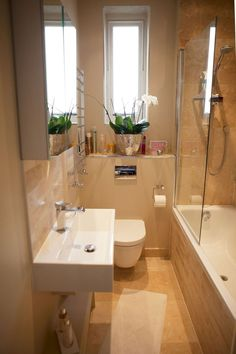 Small bathroom ideas (50)