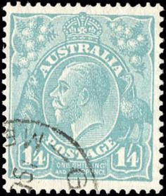 Král GEO V, 1 Shilling a 4 pence šedozelená, razítkovaná, Buy Stamps, Rare Stamps, Vintage Stamps, Australian Painting, Postage Stamp Collection, Stamp Collecting, Western Australia, Clip Art, Tapestry