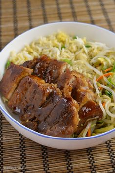 Slimming Eats Chinese Pork - gluten free, dairy free, Slimming World and Weight Watchers friendly Pork Recipes, Asian Recipes, Cooking Recipes, Healthy Recipes, Healthy Meals, Savoury Recipes, Chinese Recipes, Slimming Eats, Slimming World Recipes