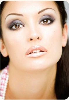Tips For Brown Eyes Makeup