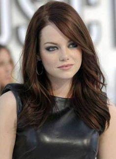 20 inspiring winter hair colors. Warm hair colors. Pastel hair colors. Auburn hair color. Ideas about winter hair. Hair color ideas.