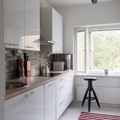 Kotoisa pieni keittiö - Oikotie Sisustus | Oikotie Sisustus