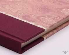 Fall Guest Book or Autumn Wedding Guest Book by Watermark Bindery, $46.00