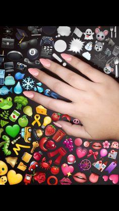 Cute Emoji Wallpaper, Sad Wallpaper, Iphone Wallpaper, Emoji Pictures, Cool Pictures, Snap Streak, Snapchat Picture, Nails Tumblr, Aesthetic Pastel Wallpaper