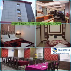 Hotel Satyam International in Bodh Gaya, is a superb hotel. In #BodhGaya, #Hotel Satyam International offers #onlinebooking and comfortable living. Contact Hotel Satyam International in Bodh Gaya for #tariffs.  For Booking Contact Us : +91 7428844440 Web Page : http://hotel-satyam-international-bodhgaya.hotelsgds.com