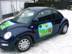 1:1 New beetle mit airbrush