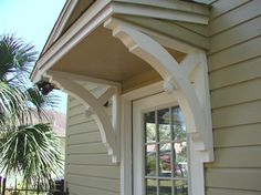 Porch Brackets Design Ideas, Pictures, Remodel, and Decor