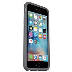OtterBox Symmetry Clear, hoch-transparente Schutzhülle für Apple iPhone 6 / 6s, grau - http://www.xn--handyhllen-shop-4vb.de/produkt/otterbox-symmetry-clear-hoch-transparente-schutzhuelle-fuer-apple-iphone-6-6s-grau/