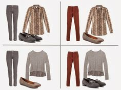 The Vivienne Files: Rust and Grey for a Long Weekend