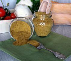 dado vegetale granuale fatto in casa