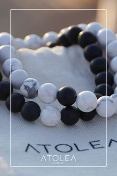 Two bracelets designed for Orcas lovers. The Orca represents many different attitudes and ideas, often revolving around luck, compassion and family. Be connected with the ocean with these cool orca bracelets. Wear these everyday, in and out of the sea.