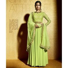 Pista Green Net With Brocade Textured Zari Inner Floor Length Salwar Suit at Lalgulal.com. To Order :- http://goo.gl/xSBj4I To Order you Call or Whatsapp us on +91-95121-50402. COD & Free Shipping Available only in India.