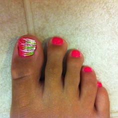 Diseño y Decoración de Uñas-unhas-nails para tus Pies 2015-2016