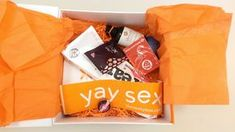 http://www.revelist.com/dating/nooky-box-sex-toys-subscription/4349/So much stuff! Unlike many subscription boxes, which come out once a month, Nooky Box comes out every three months./3/#/3