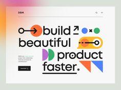 Graphic Design Branding, Graphic Design Posters, Logo Design, Game Design, Gradient Image, Monospace, Header Design, Geometric Pattern Design, Ui Web