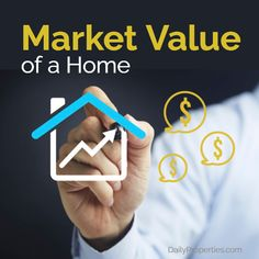 Home Market Value House Property, Market Value, Real Estate Marketing, Home Buying, Home Values, How To Become, Group, Board, Planks
