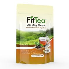 Fit Tea 28 Day Detox Herbal Weight Loss Tea - Natural Weight Loss, Body Cleanse and Appetite Control. Proven Weight Loss Formula. Fit Tea http://www.amazon.com/dp/B00KYA4TQ2/ref=cm_sw_r_pi_dp_ngvWtb1P5MZZYVGK