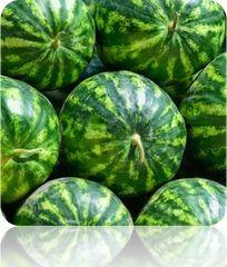 Watermelon - Crimson Sweet Watermelon Varieties, Burpee Seeds, Buy Seeds, Green Stripes, Light In The Dark, Vines, Backyard, Sweet, Garden