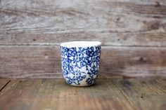 Petit café / Small coffee ceramic cup by ArtetManufacture on Etsy, $20.00
